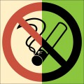 ФЭС-P01. Запрещается курить