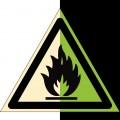 ФЭС-W01. Пожароопасно. Легковоспламеняющиеся вещества