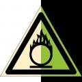 ФЭС-W11. Пожароопасно. Окислитель
