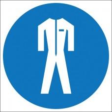 M07. Работать в защитной одежде
