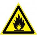 W01. Пожароопасно. Легковоспламеняющиеся вещества