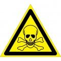 W03. Опасно. Ядовитые вещества
