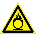 W11. Пожароопасно. Окислитель