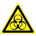 W16. Осторожно.Биологическая опасность (Инфекционные вещества)